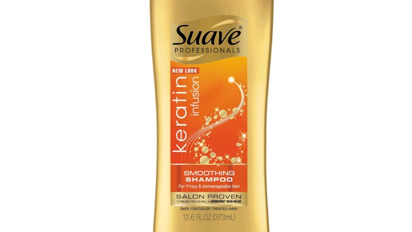 keratin shampoo and conditioner SUAVE PROFESSIONALS® KERATIN INFUSION SMOOTHING SHAMPOO