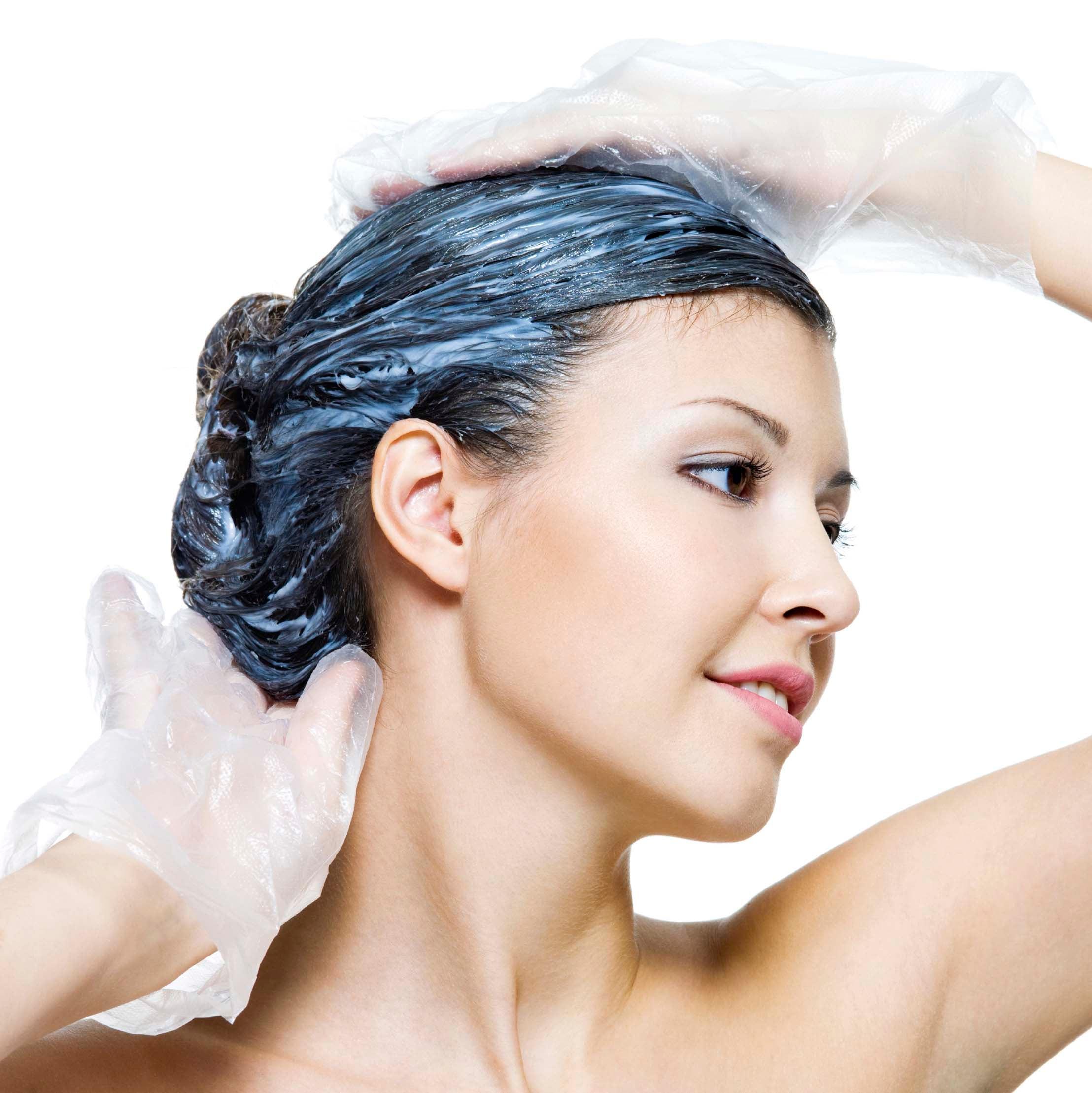 hair gloss treatments DIY mask