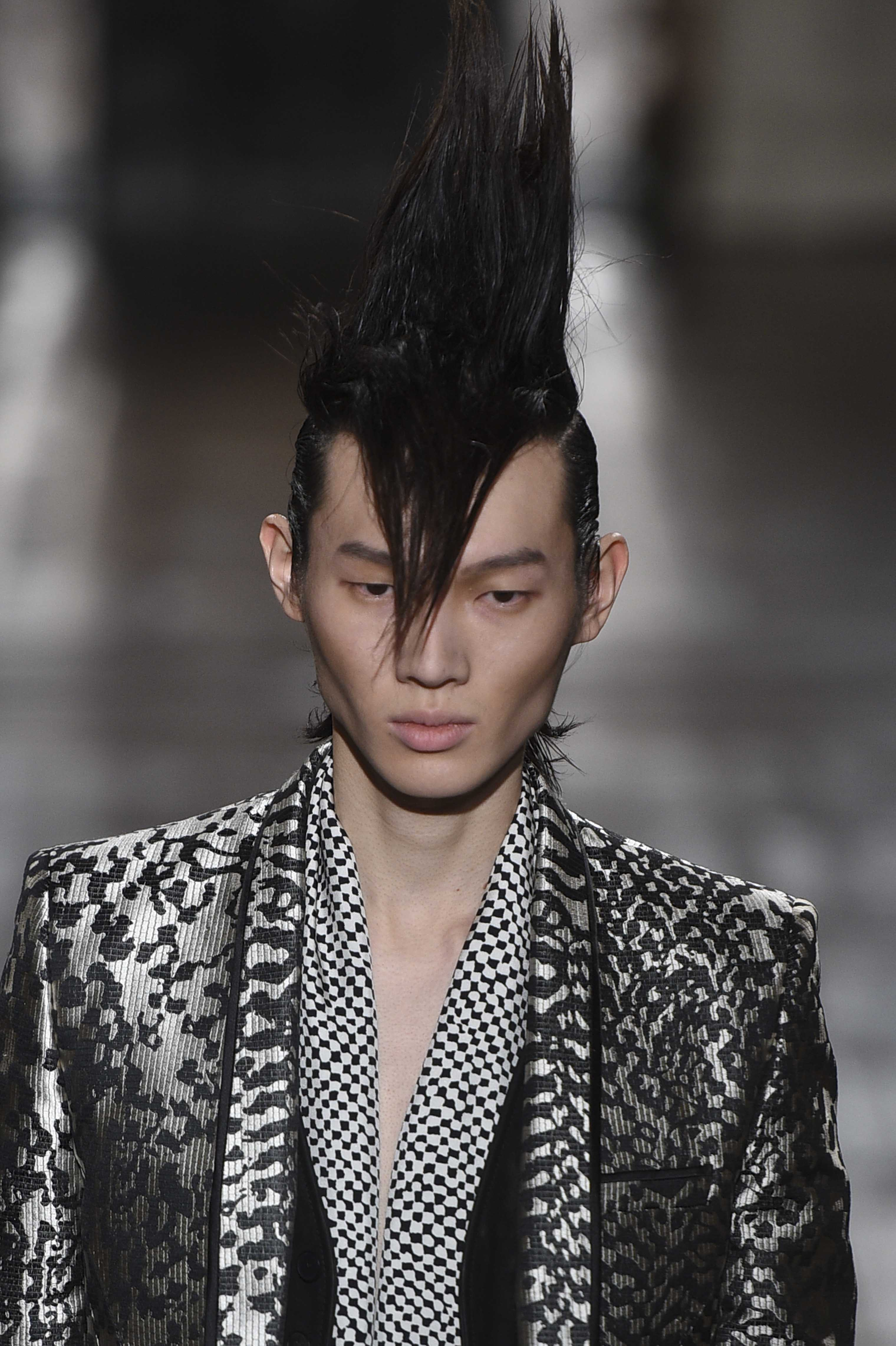 Swell Punk Hairstyles For Men 3 Super Easy Halloween Ideas Short Hairstyles For Black Women Fulllsitofus