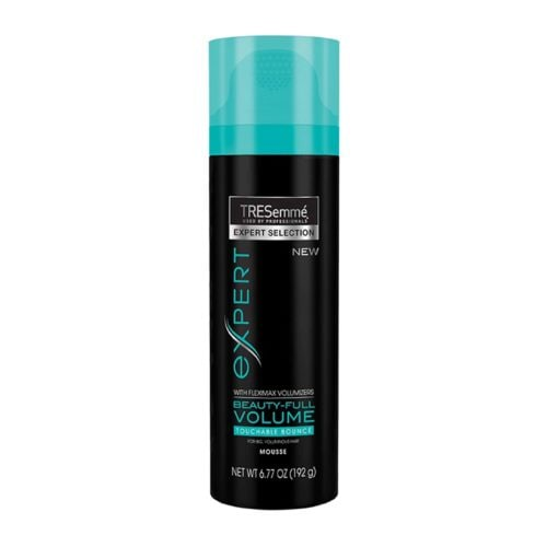 TRESemmé BEAUTY-FULL VOLUME TOUCHABLE BOUNCE MOUSSE