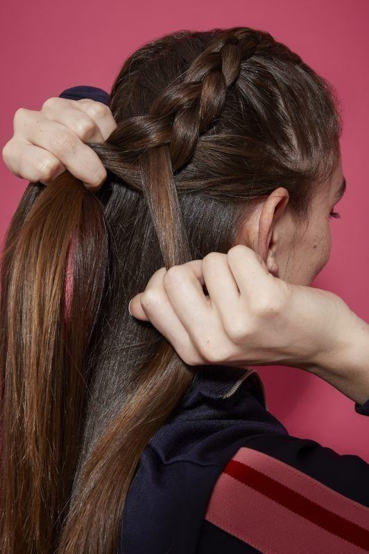 boxer braid from front to back