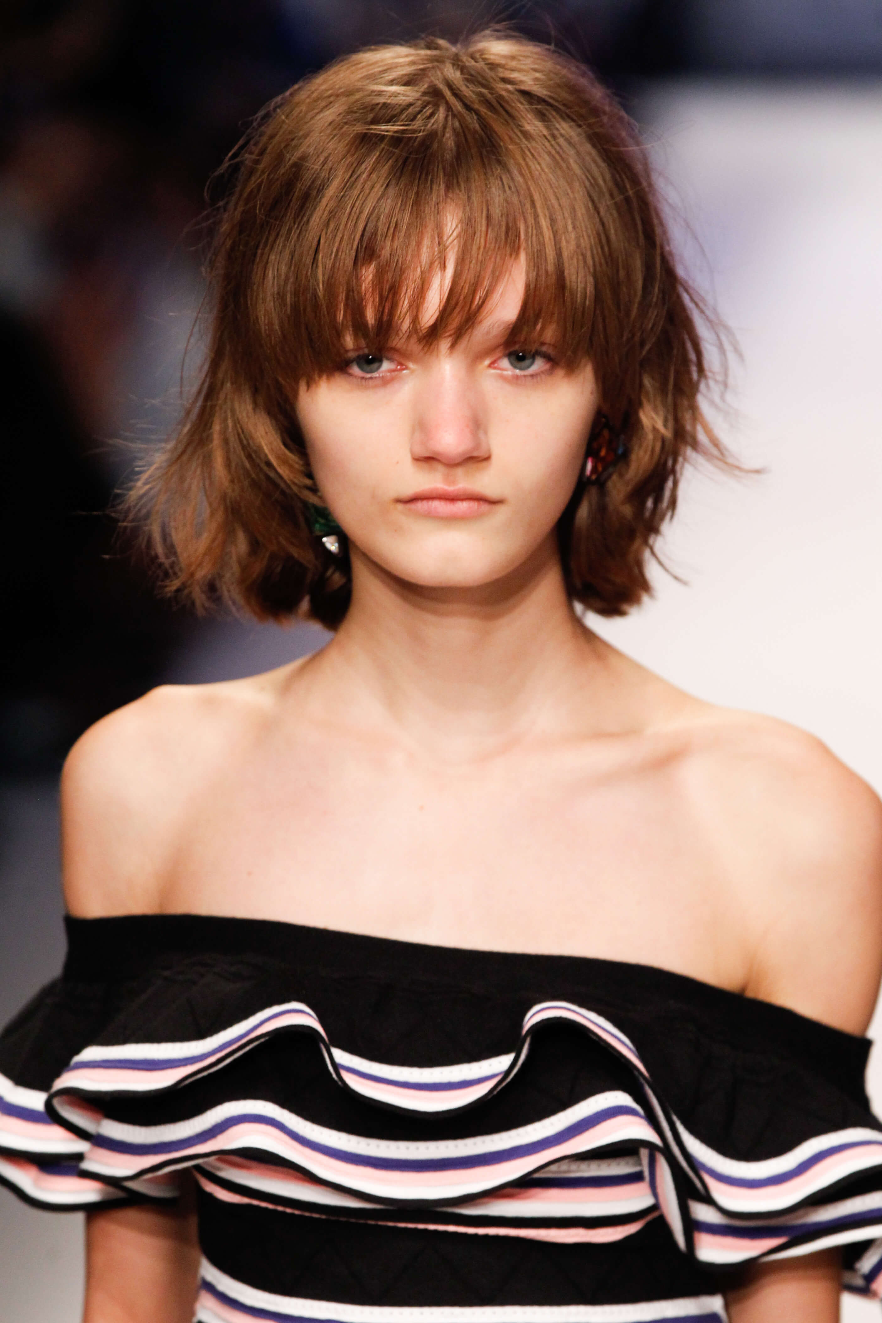 Shoulder Length Hairstyle Ideas We Love