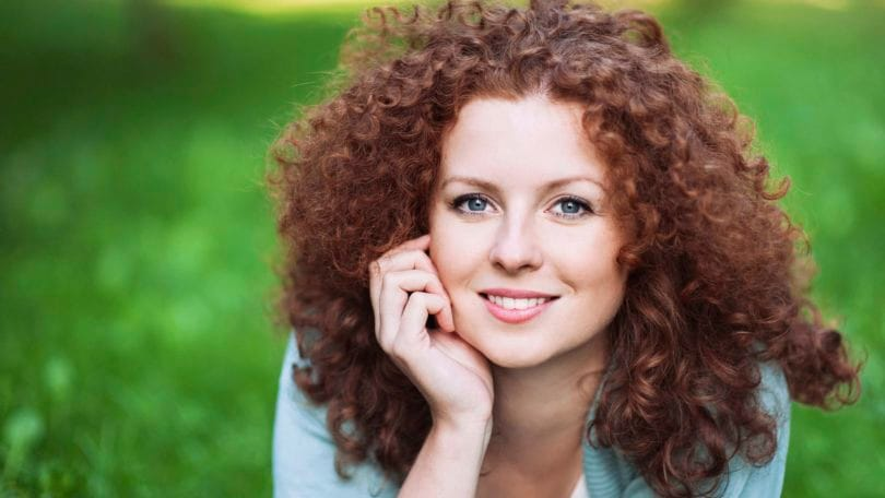 reparative hair mask for curly hair