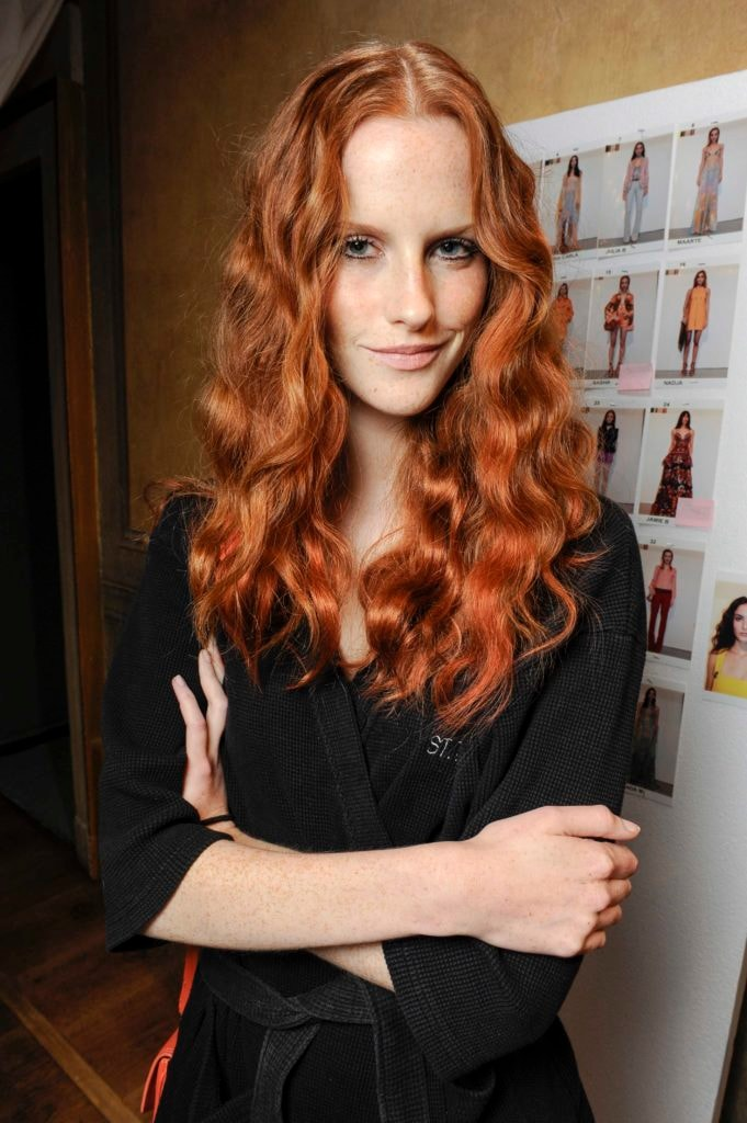 ginger hair to try for fall