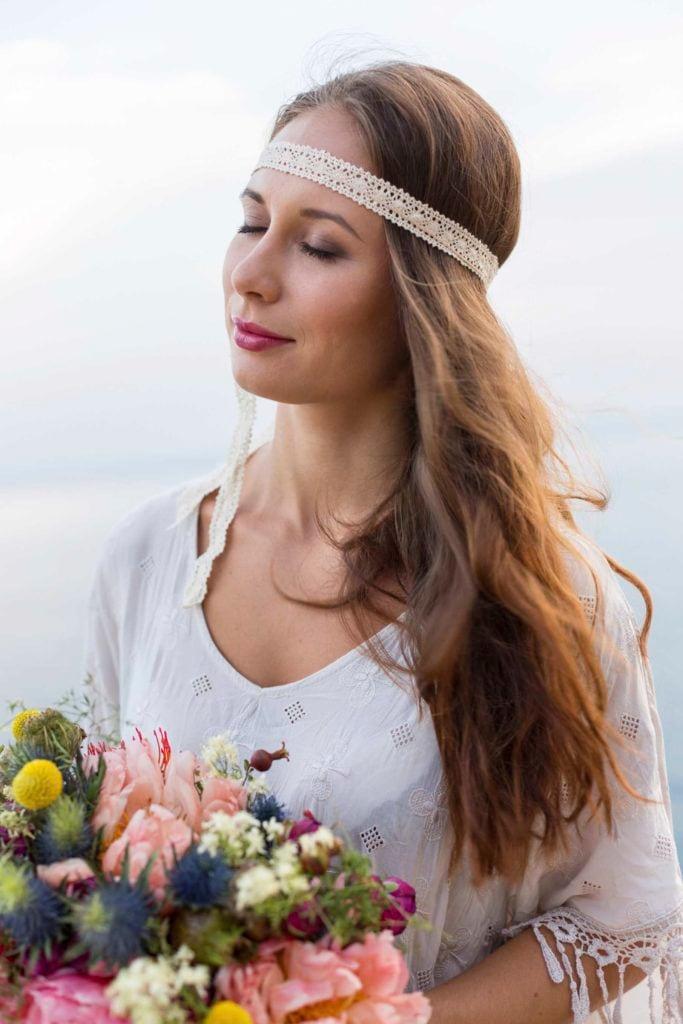 Wedding Hairstyles headband