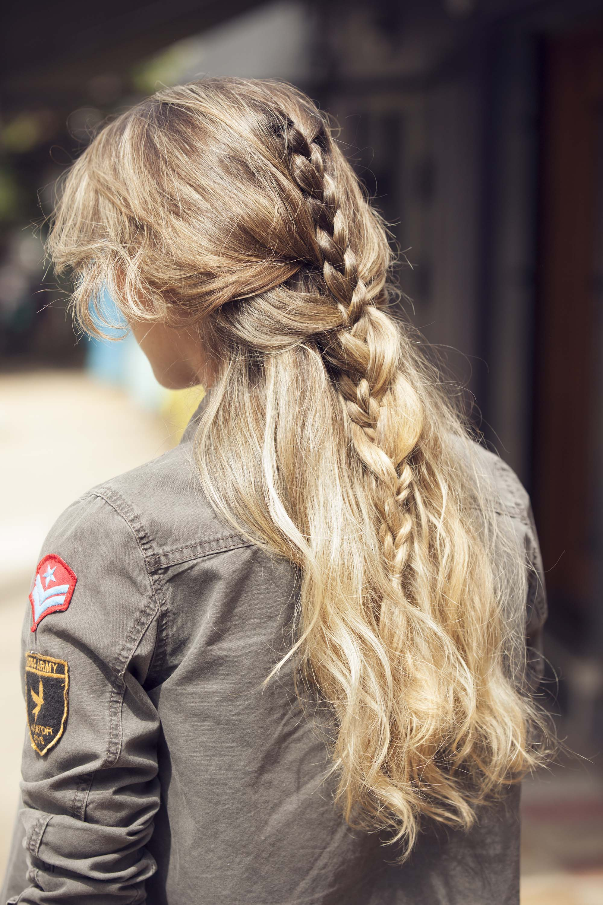Long Hairstyles for Women cool braids