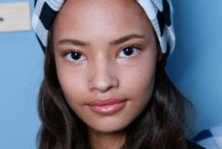 oil treatments natural hairstyle scarf