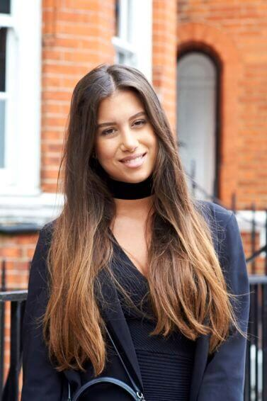 Fall ombré hair: styles you've got to try