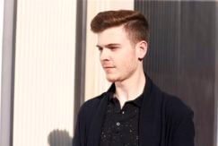 classic hairstyles for men with thick hair quiff