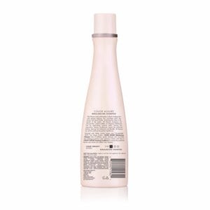 a picture of Nexxus color assure conditioner shampoo with ppink bottle