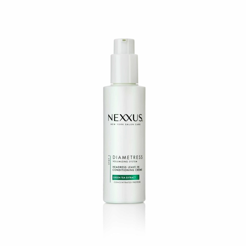 summer hair products Nexxus Diametress Step 3 Headress Leave-in Conditioning Creme