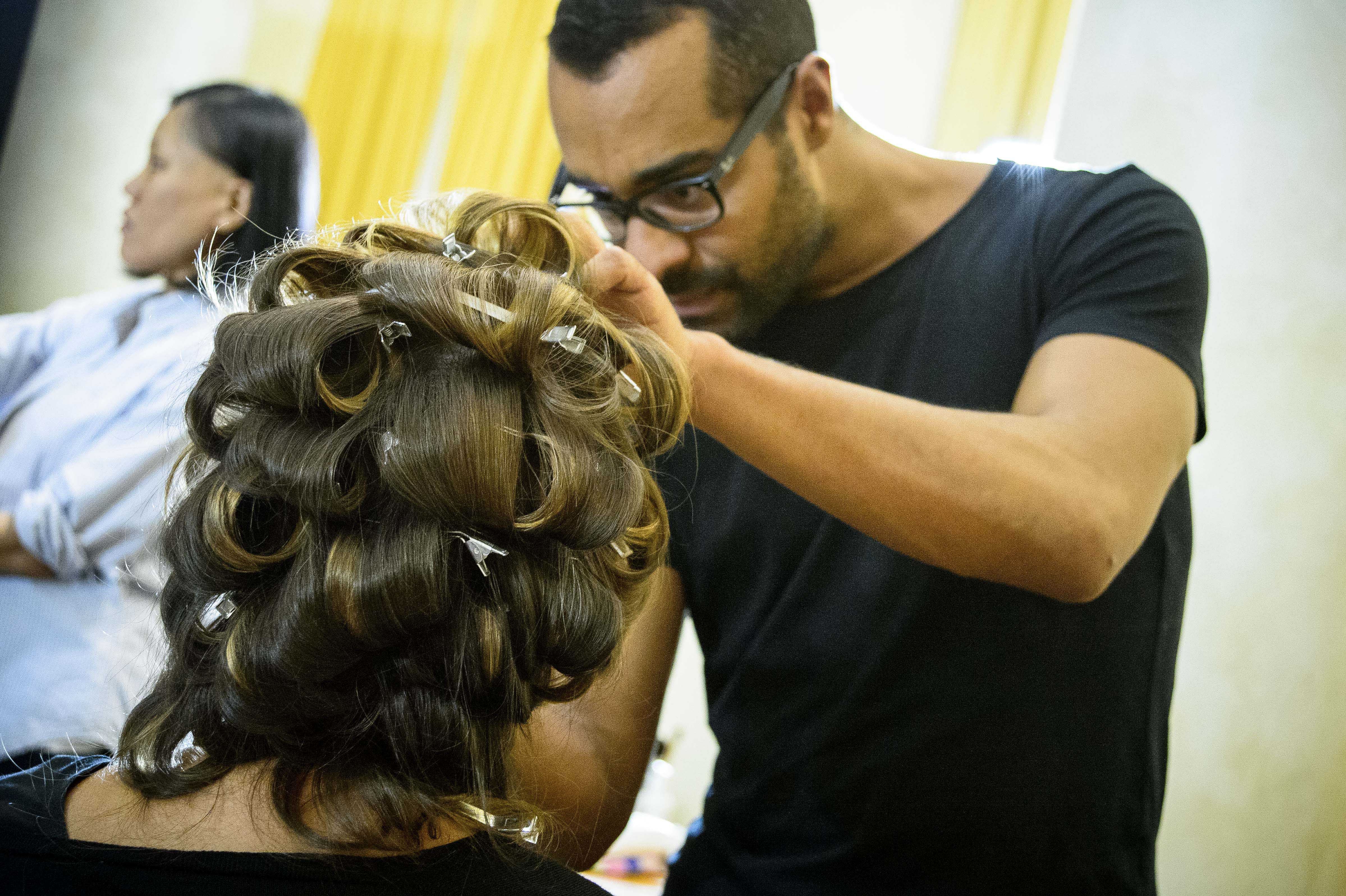 Pin Curls Www Pixshark Com Images Galleries With A Bite