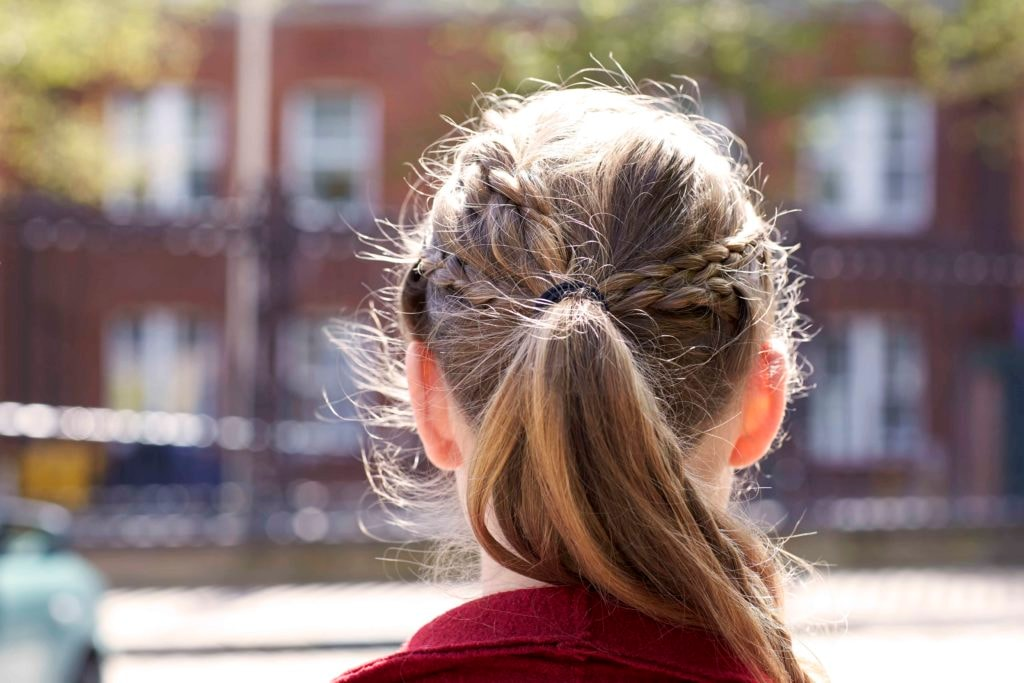new hairstyles for women side pony