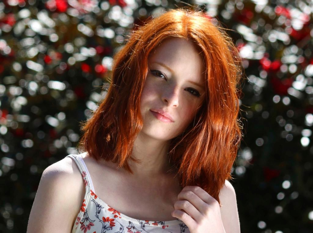 red-lob short hairstyles for square faces
