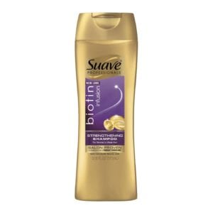 SUAVE BIOTIN INFUSION STRENGTHENING SHAMPOO