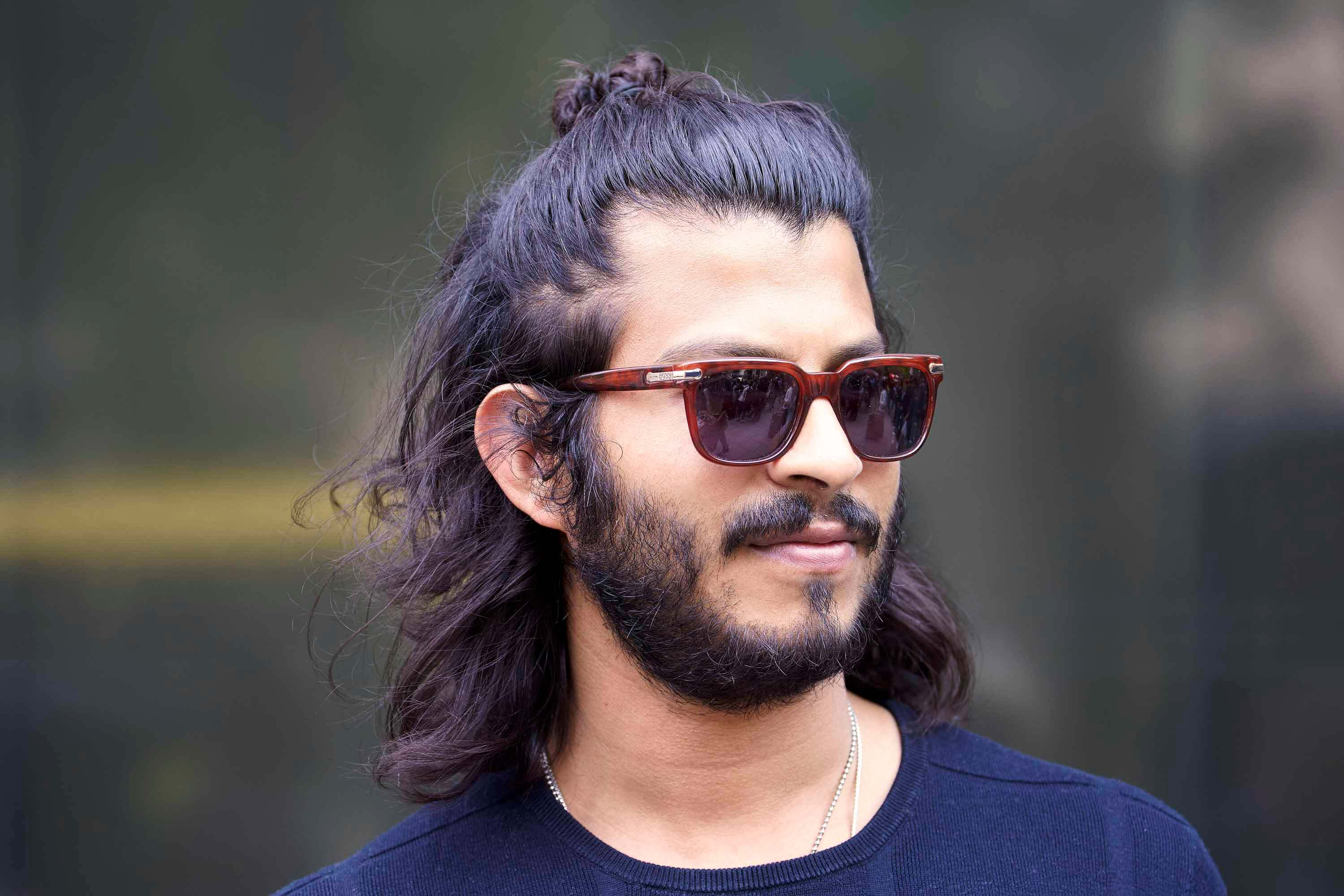 Hairstyles for Long Hair Men: 10 Cool Hairstyles to Try