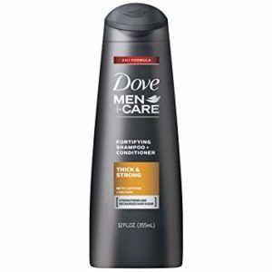 dove men thick shampoo and conditioner