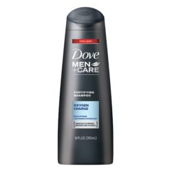 DOVE MEN+CARE OXYGEN CHARGE FORTIFYING SHAMPOO