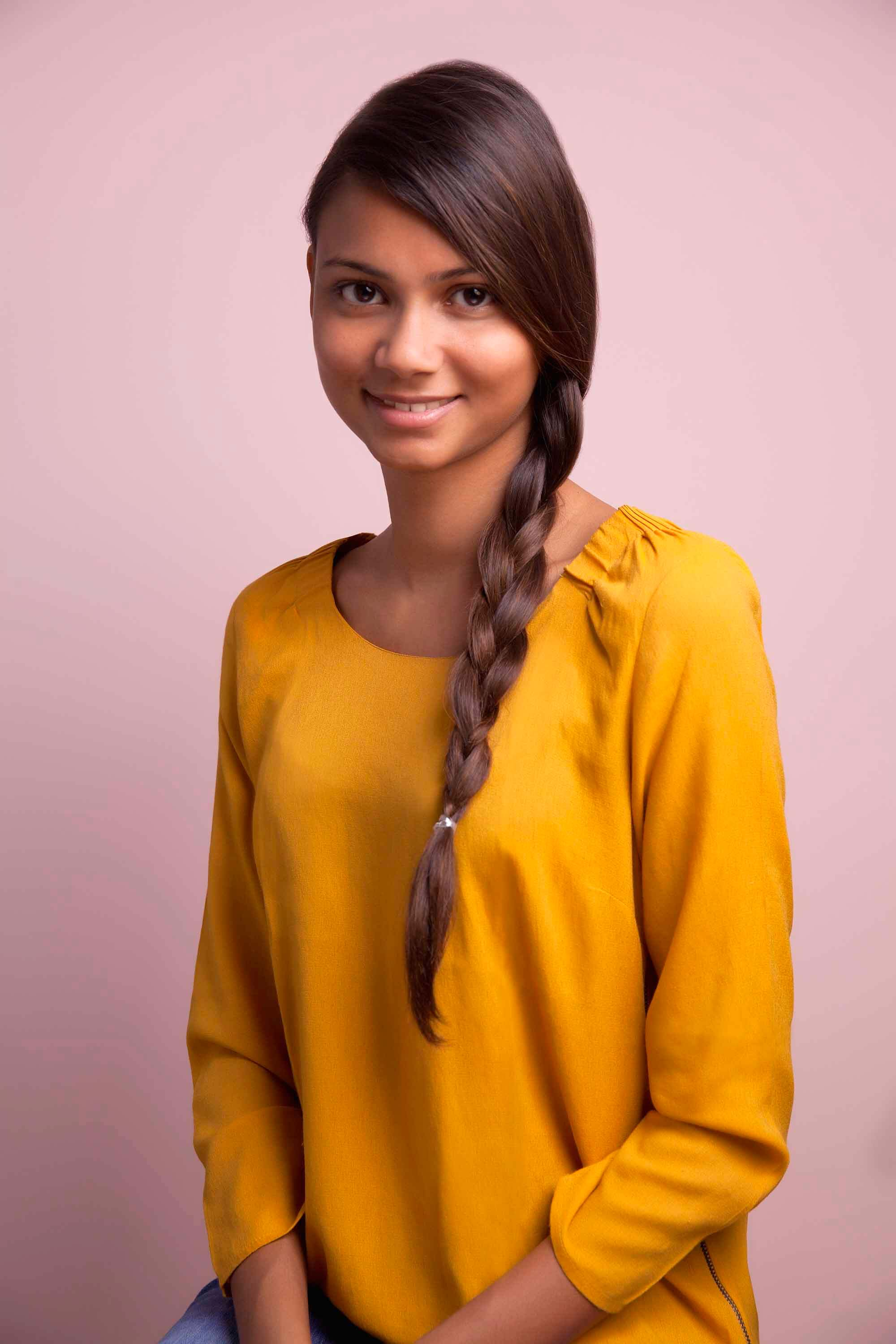 cute summer hairstyles basic braid