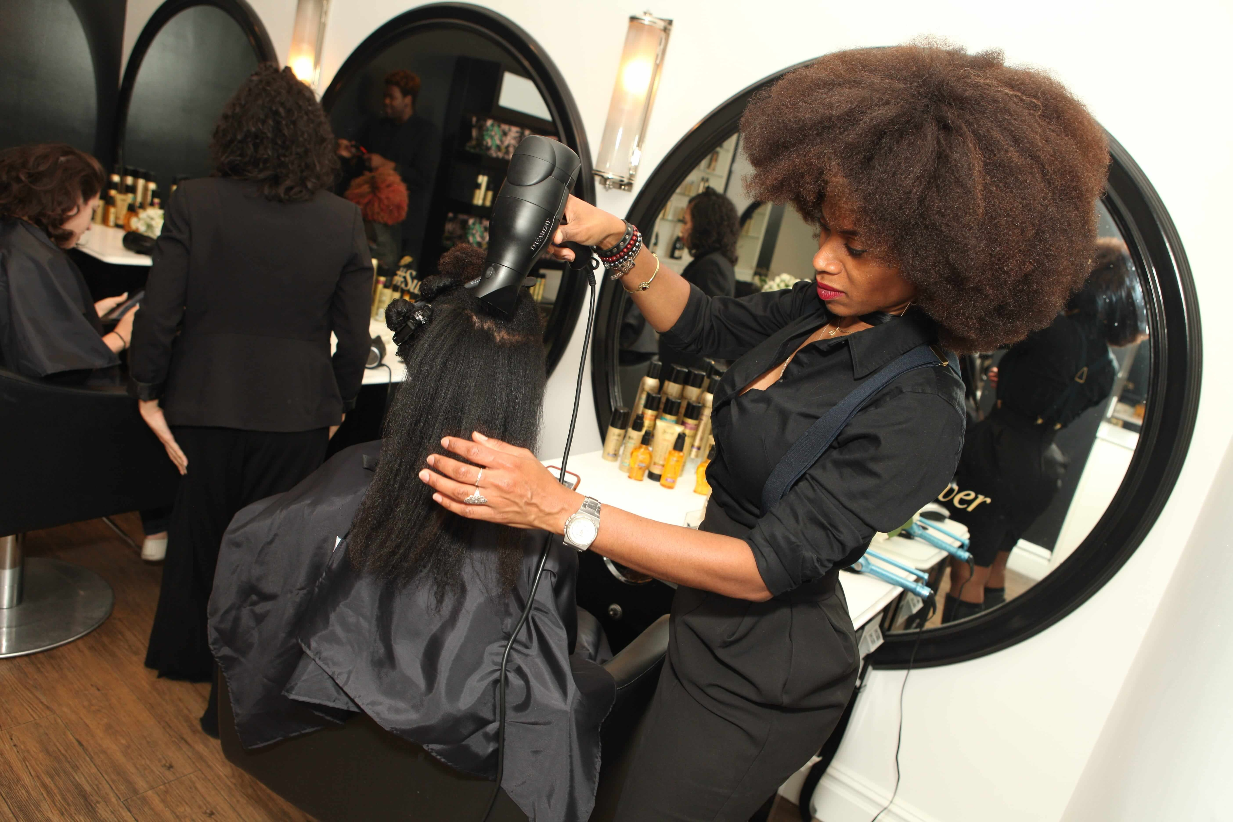 how to blowdry hair: the right direction is everything