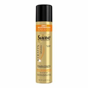 SUAVE PROFESSIONALS® KERATIN INFUSION DRY SHAMPOO