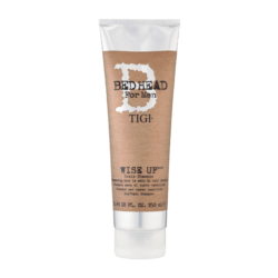 BED HEAD FOR MEN BY TIGI WISE UP SCALP SHAMPOO