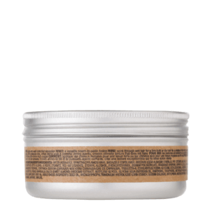 bed hair for men pure texture paste rear view