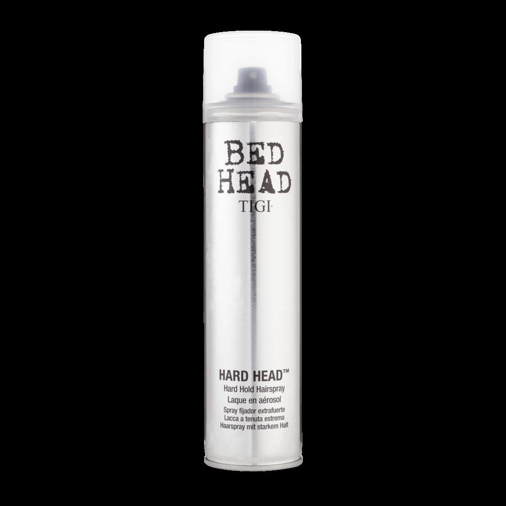 best hairspray for volume Bed Head by TIGI Hard Head Hairspray