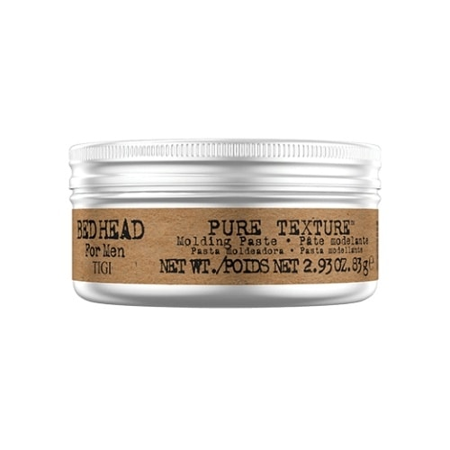 BED HEAD FOR MEN BY TIGI PURE TEXTURE MOLDING PASTE