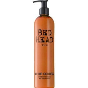 BED HEAD BY TIGI COLOUR GODDESS OIL INFUSED SHAMPOO
