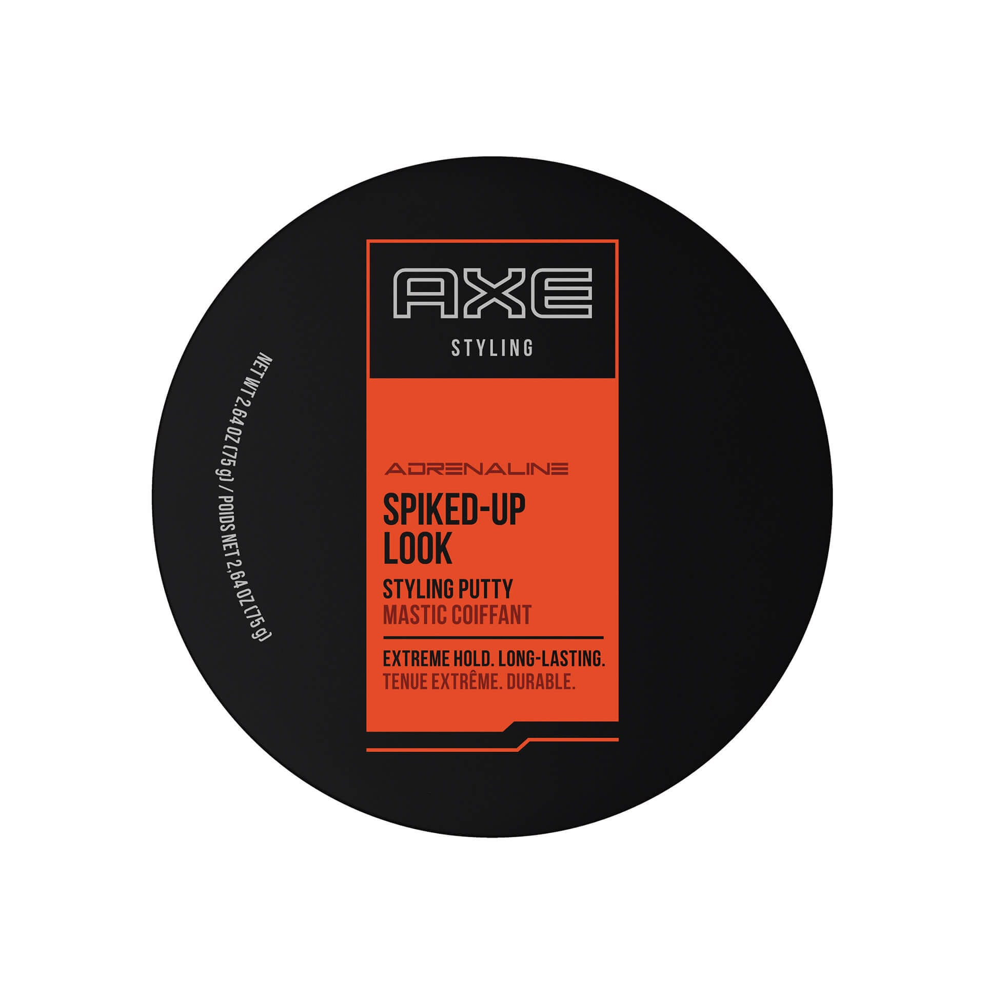 AXE SPIKED-UP LOOK: STYLING PUTTY