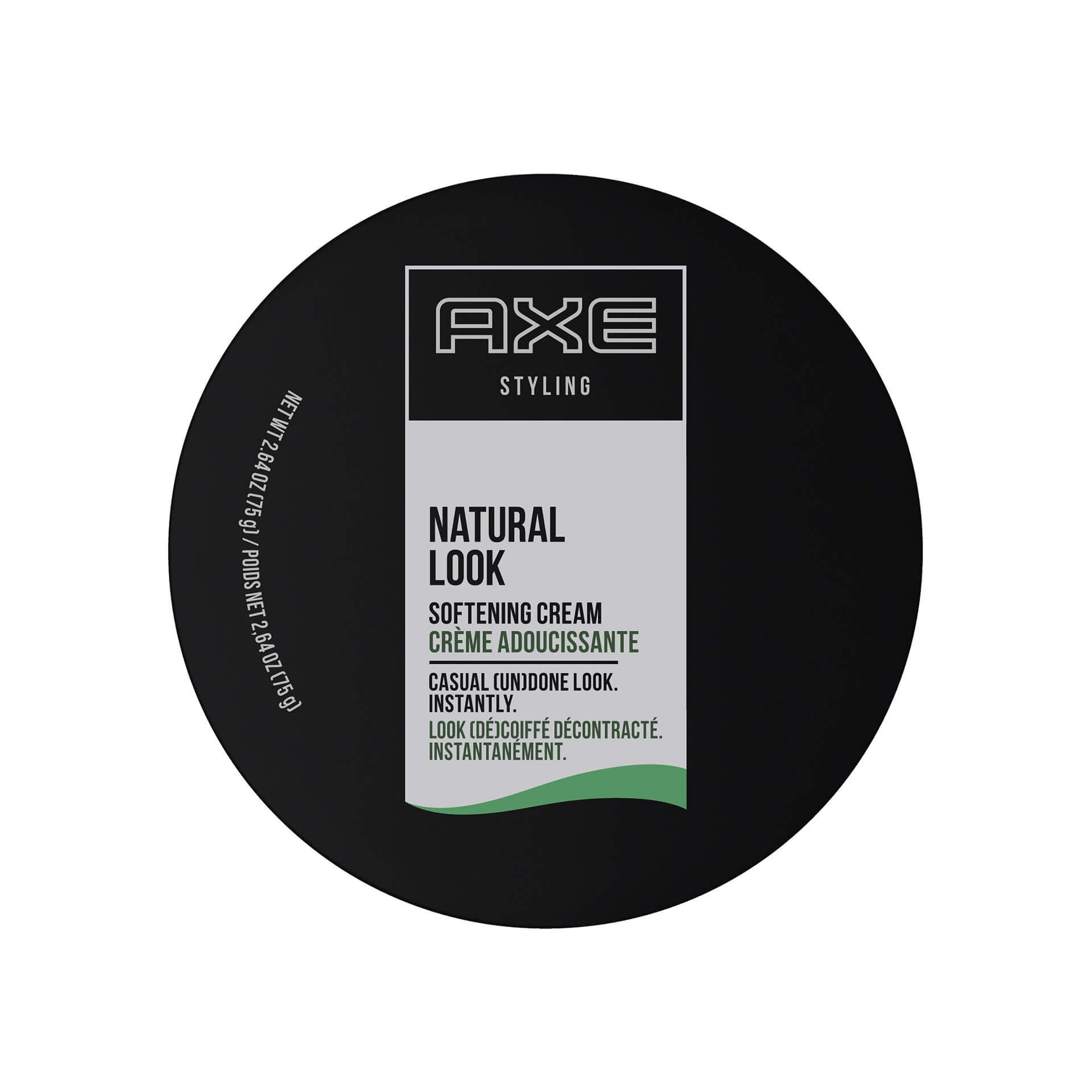 AXE NATURAL LOOK: SOFTENING CREAM