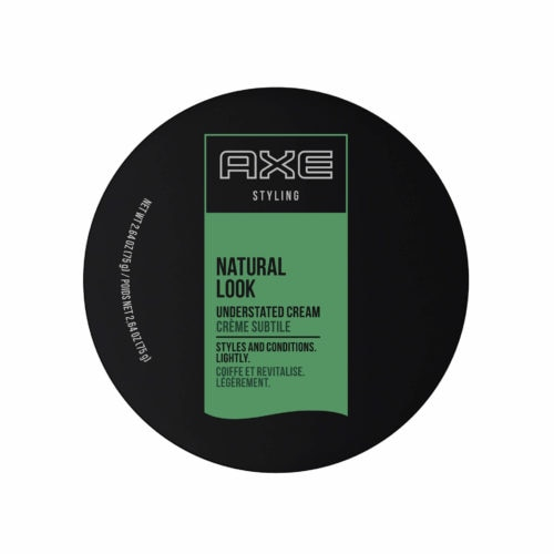 AXE NATURAL LOOK: UNDERSTATED CREAM