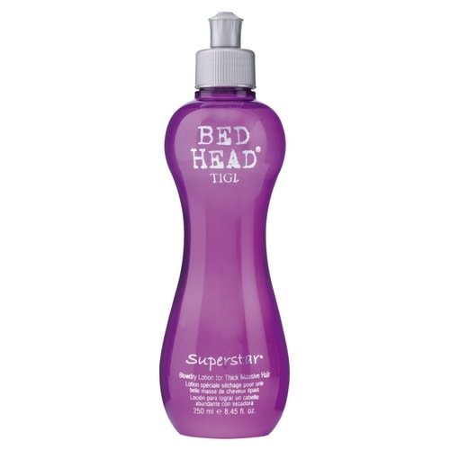 BED HEAD by TIGI SUPERSTAR BLOWDRY LOTION