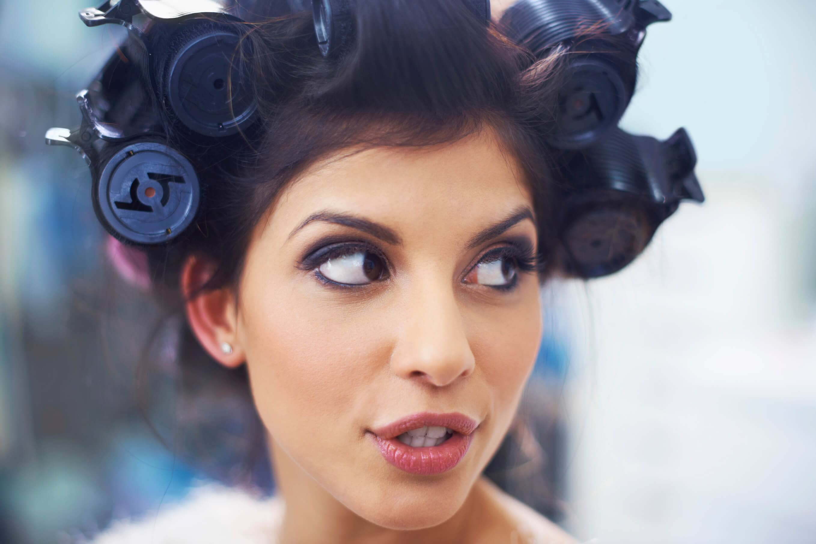 how to curl your hair hair rollers
