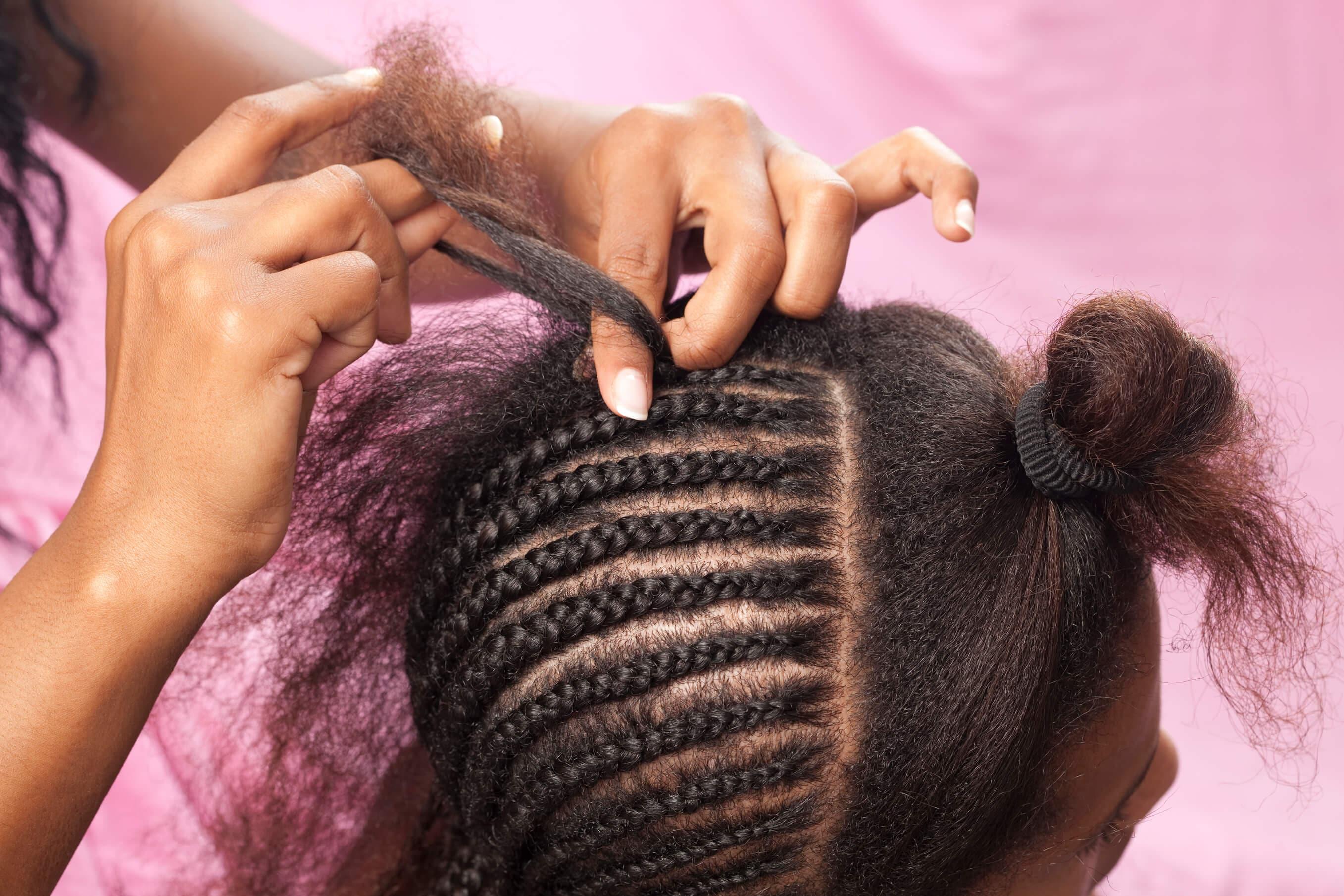 protective hairstyles like box braids