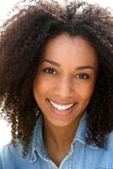 perm rods can create an awesome bounce to your natural hair