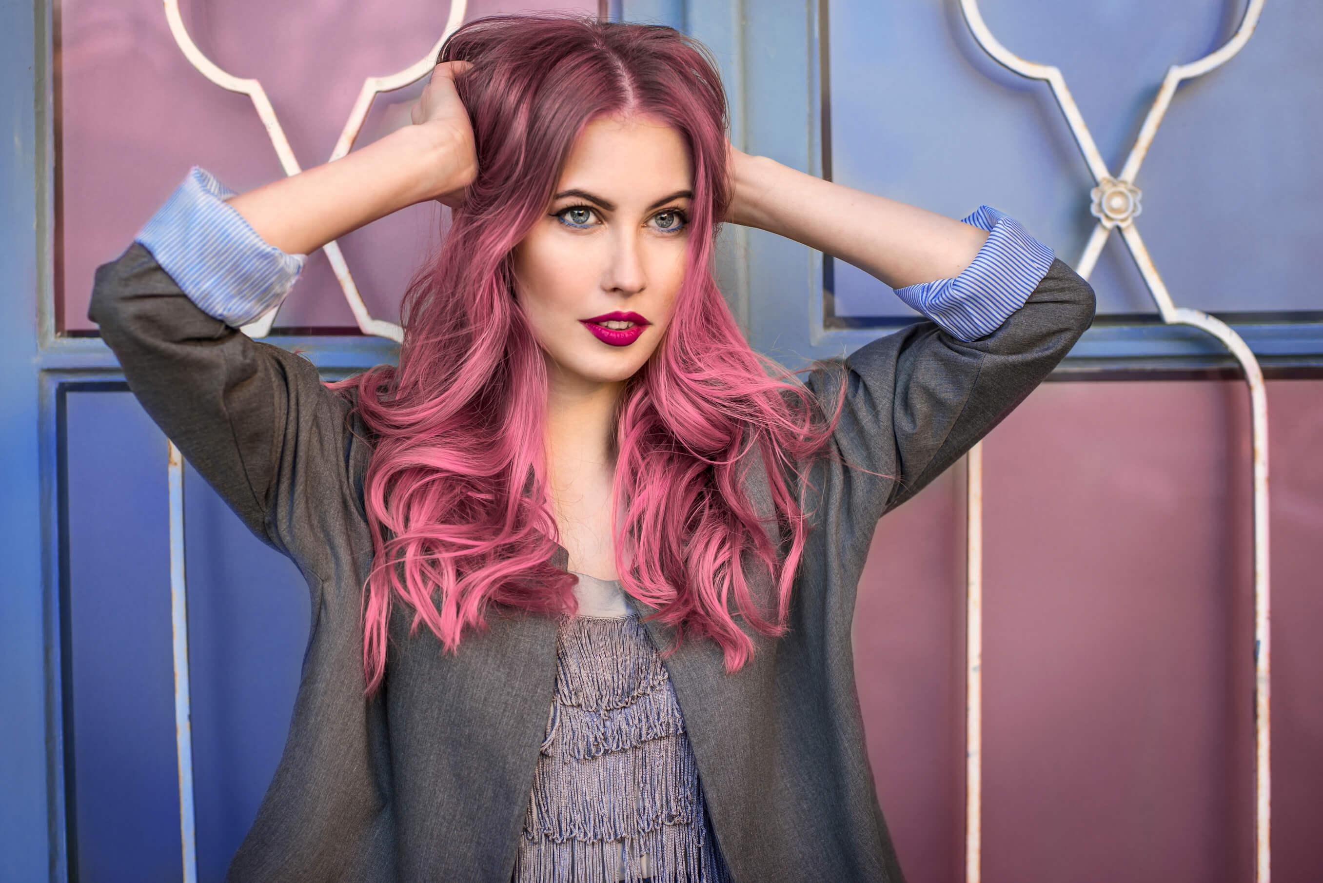 does hair dye damage your hair