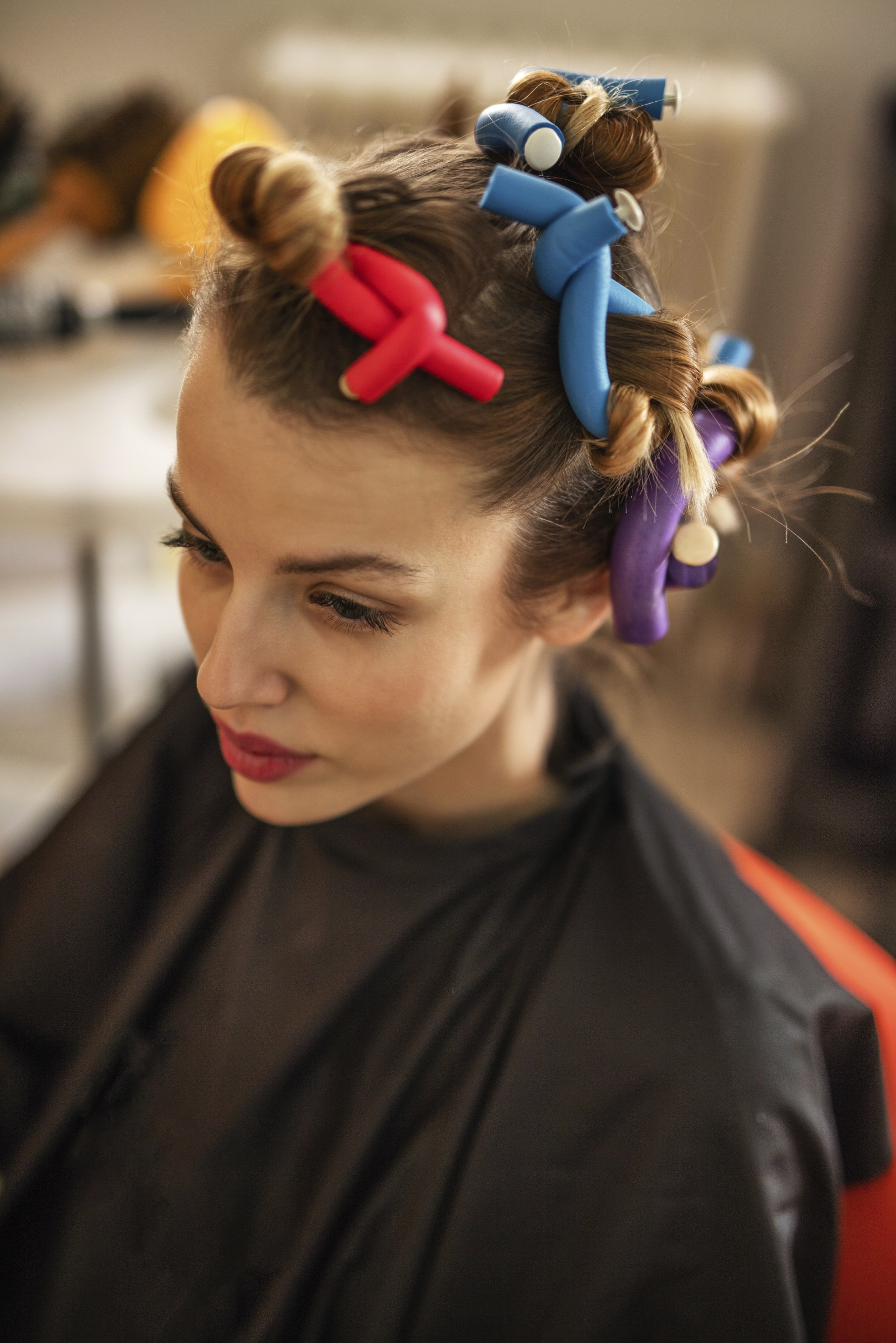 Hair Curlers Best Types For Every Size Curl