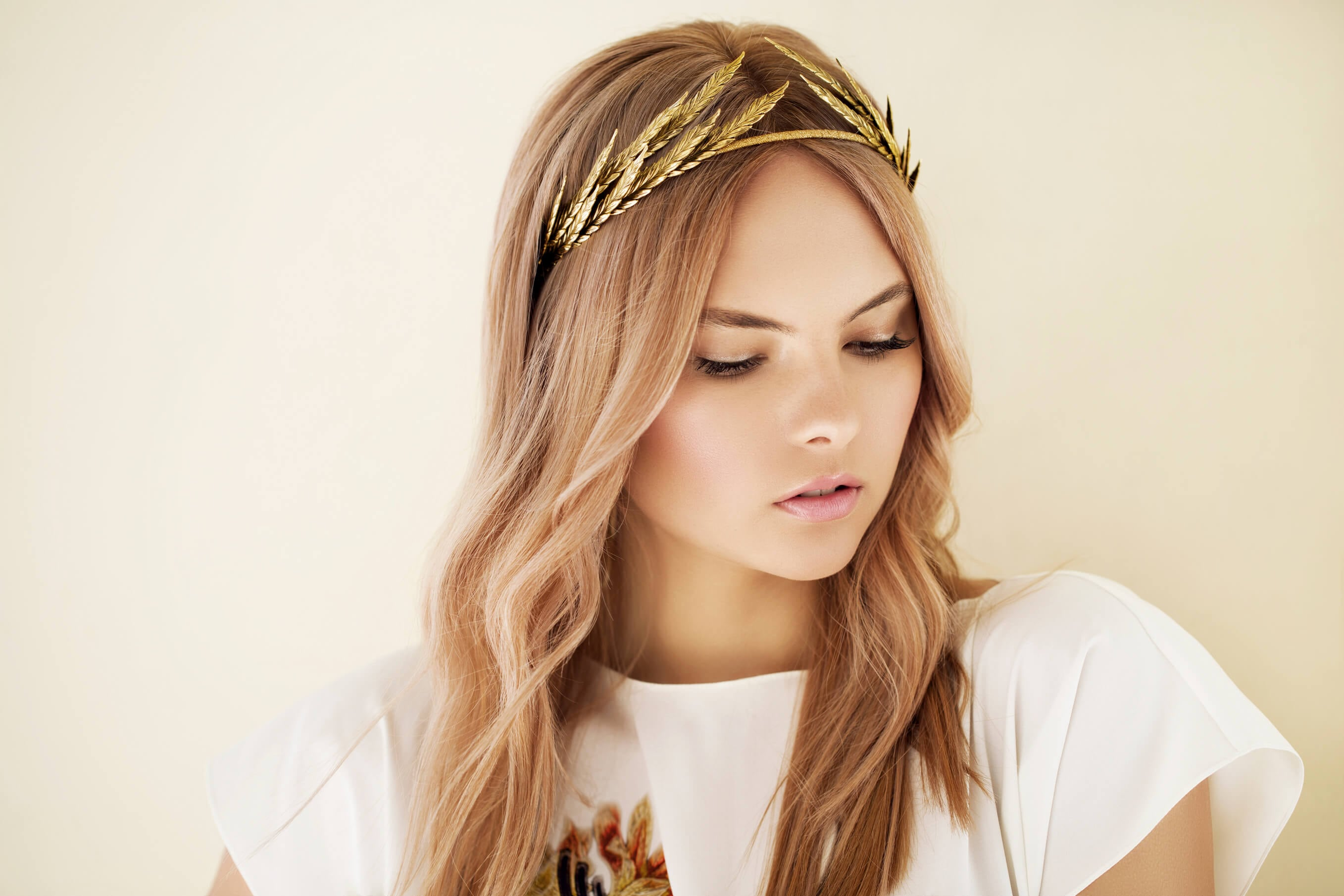 Metallic Accessories headband