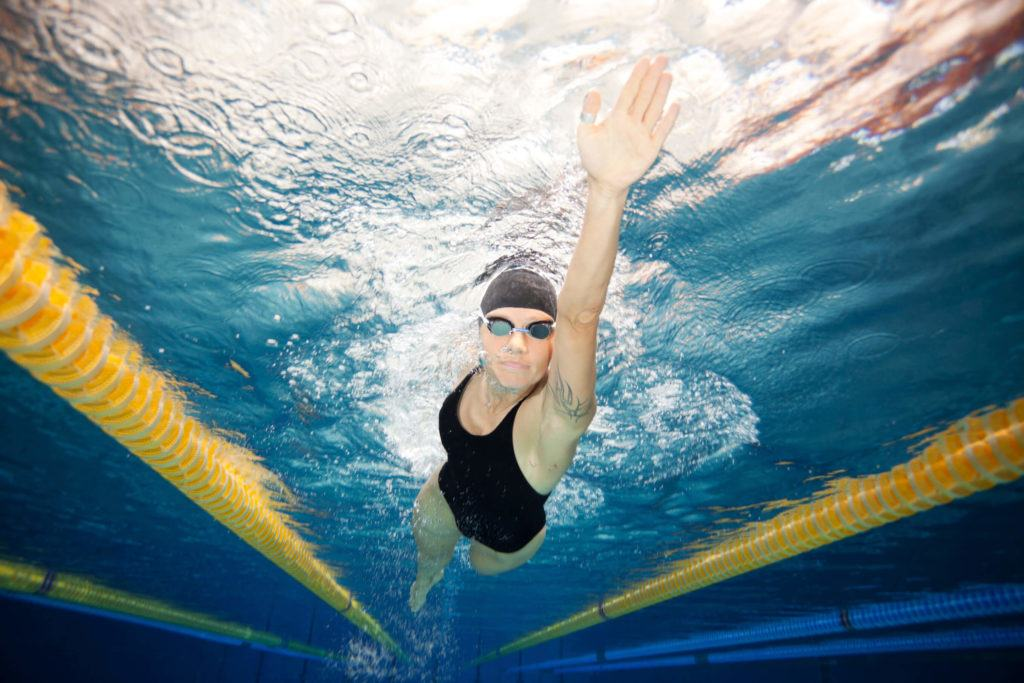 hair repair tips for swimmers