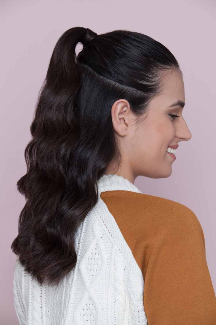 Thick Ponytail How To Create This Trendy Hairstyle In 7 Steps