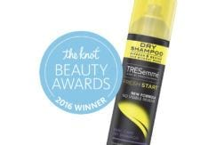 TRESemmé Fresh Start Basic Care Dry Shampoo Award News