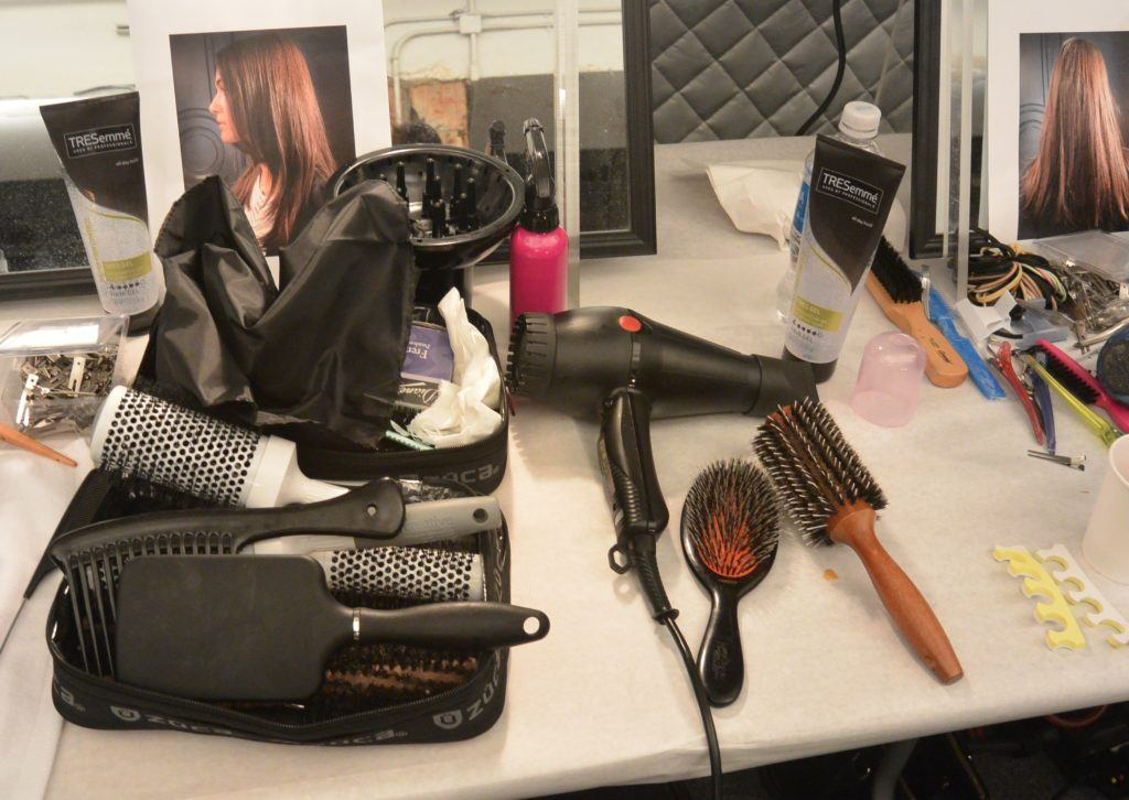 Get the Clean Hair Look from NYFW
