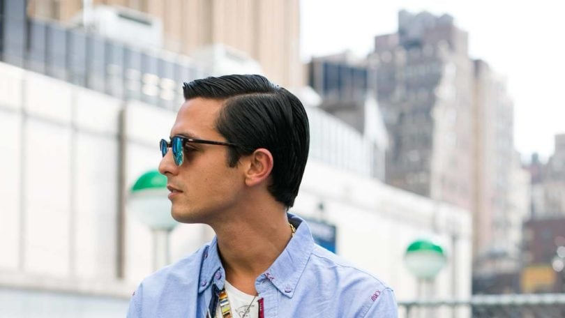 Vintage Hairstyles for Men: 3 Easy-To-Copy Looks