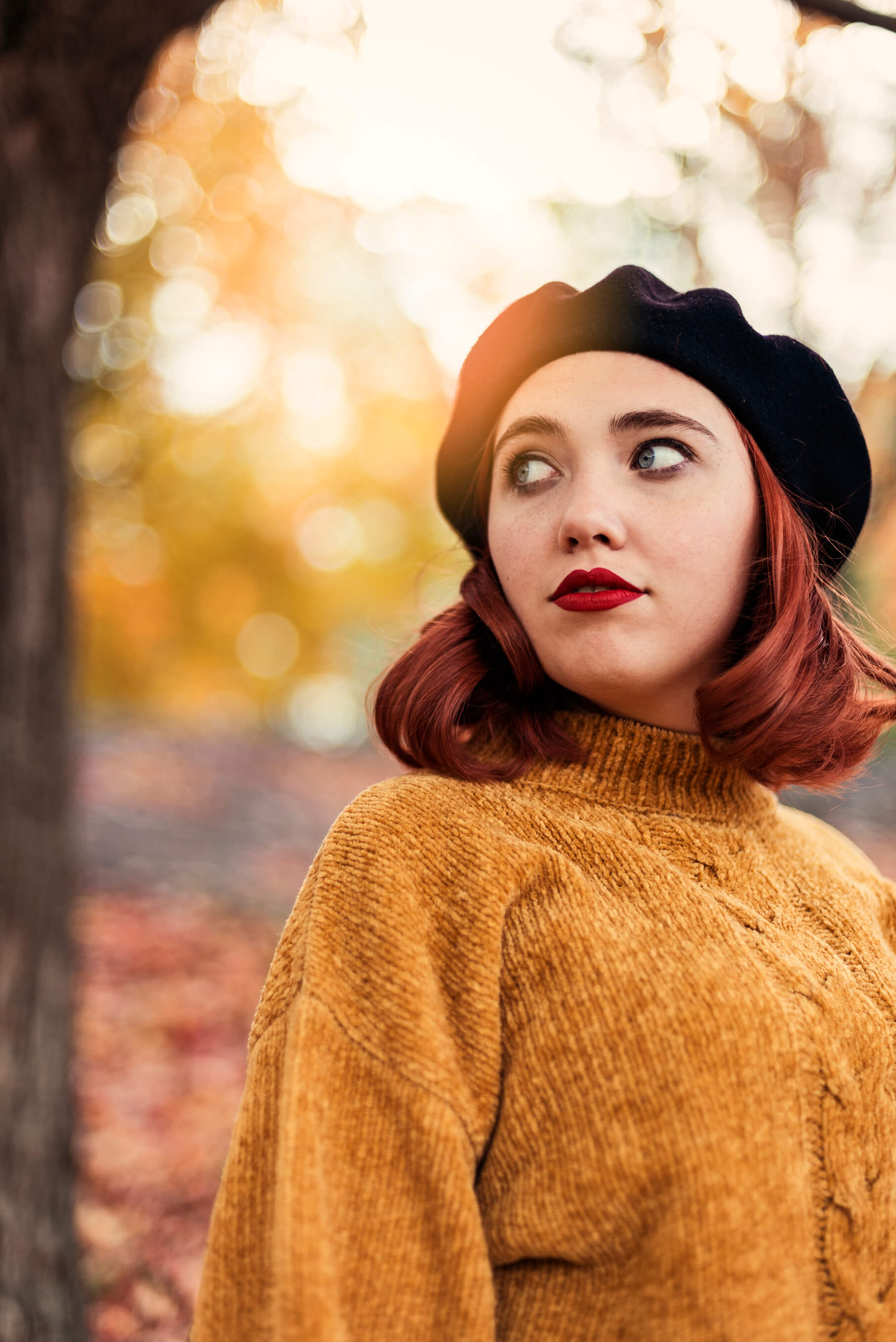 Fall Hats We Love beret