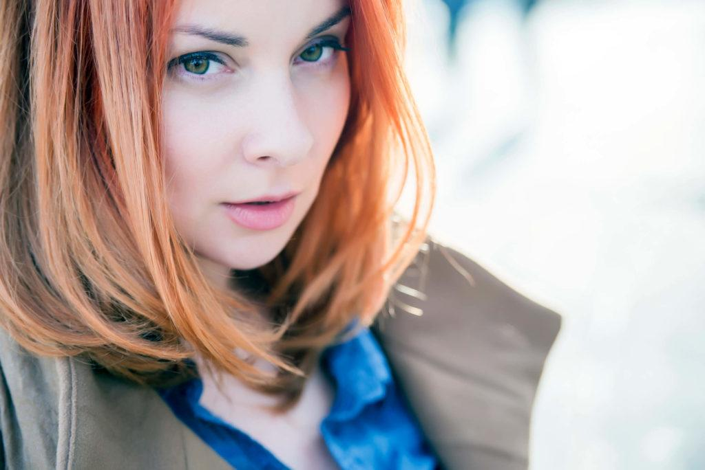 Hair Color Ideas Red Ombre hair for fall