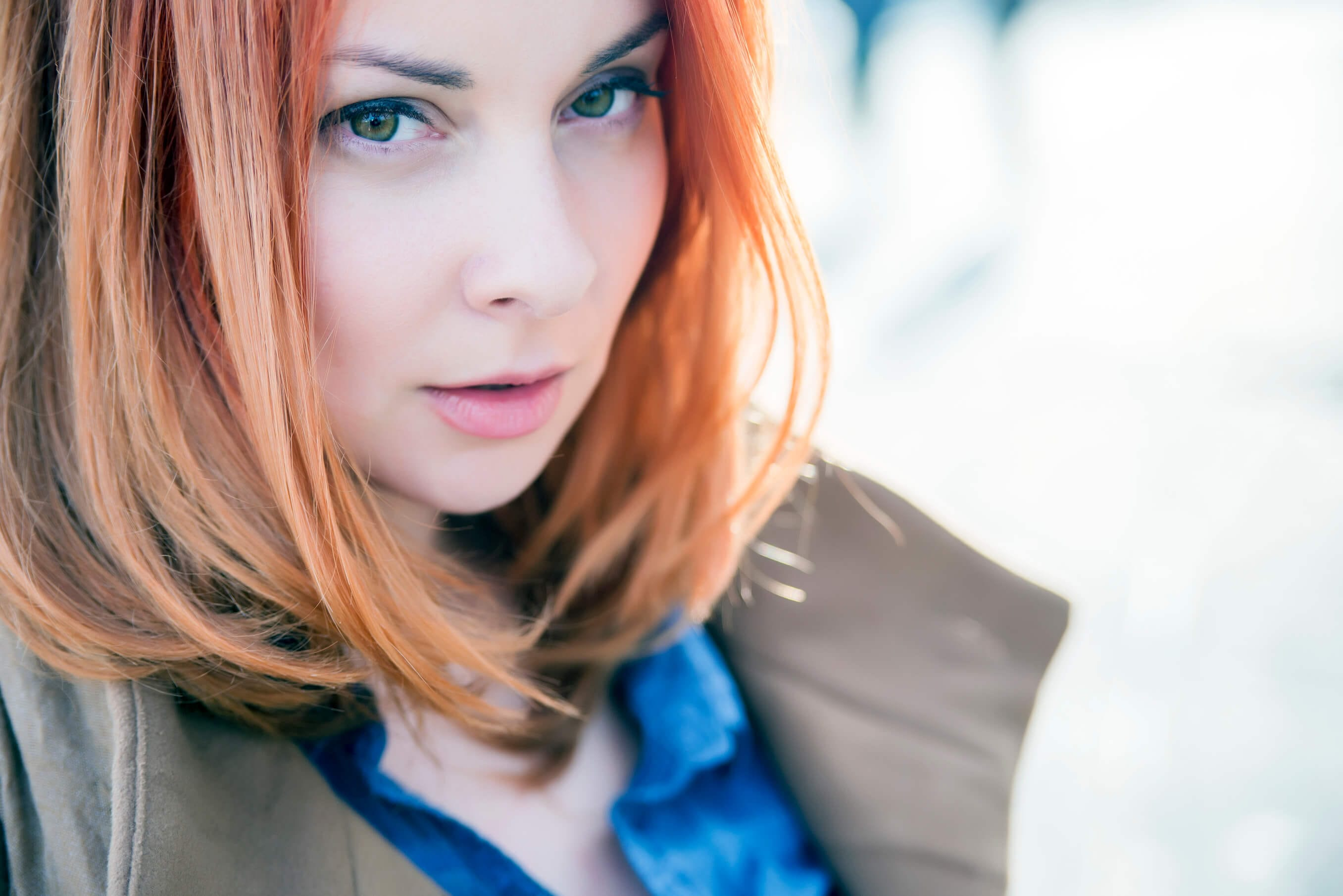 Hair Color Ideas red ombre hair