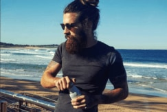 How to Rock a Man Bun with model Philip Bottenberg