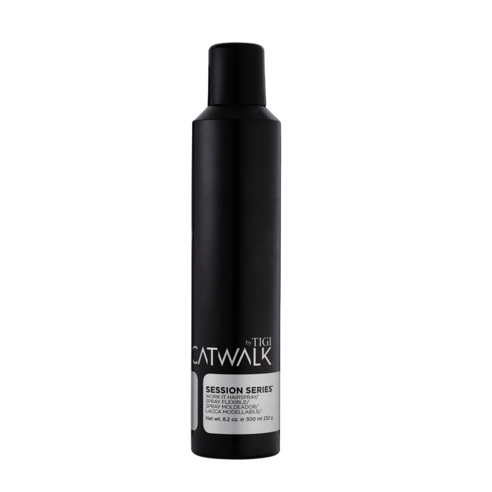 CATWALK by TIGI WORK IT HAIR SPRAY